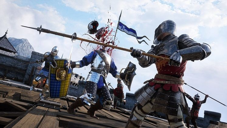 Chivalry 2 Roadmap - New Maps, Arrow Cam, Horses, and More