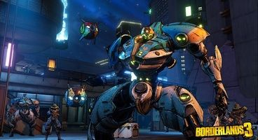 Borderlands 3 has the Apex Legends ping system