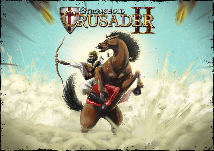 Firefly Studios announces Stronghold: Crusader II for PC in late 2013