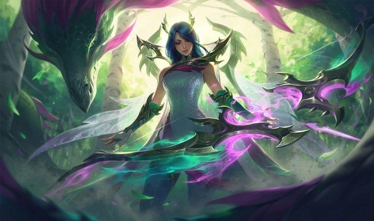 League of Legends Patch 10.20 - Release Date, Dragonmancer Skins