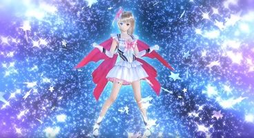 Get Your Fix Of Anime-Inspired Transformation Sequences In Another Blue Reflection Teaser Trailer