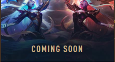 League of Legends Night and Dawn event leaked for December