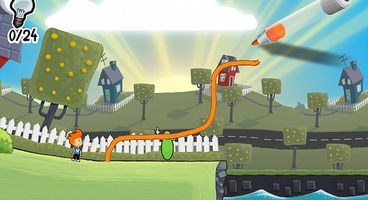 Max and the Magic Marker heading to PSN