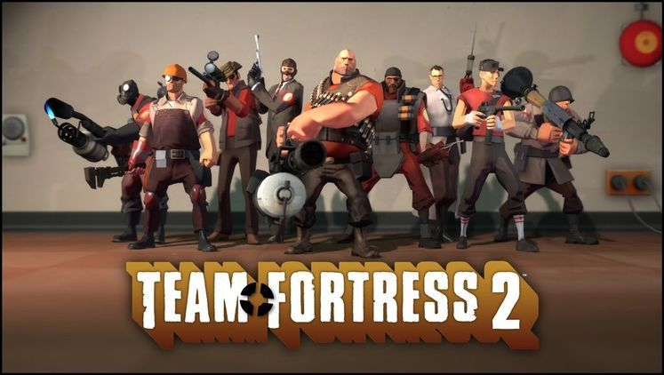 Valve releases updates for Team Fortress 2