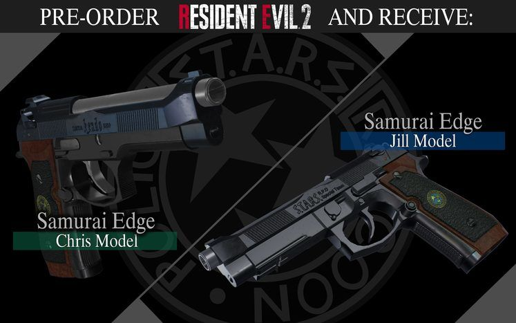 Resident Evil 2 Remake Samurai Edge - How to Get Samurai Edge Handgun