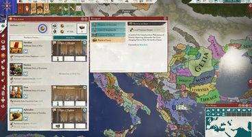 Imperator: Rome Marius Update 2.0 and Heirs of Alexander Content Pack Get February Release Date