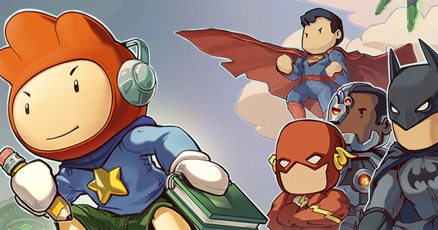 Scribblenauts Unmasked: A DC Comics Adventure announced by