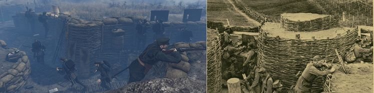 Historical Multiplayer FPS Tannenberg adds Ukraine Map
