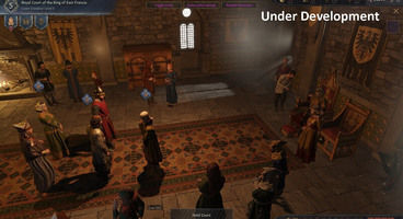 Holding Court in Crusader Kings 3 Sees Your Ruler Dealing With Both Serious Issues and Hillarious Nonsense