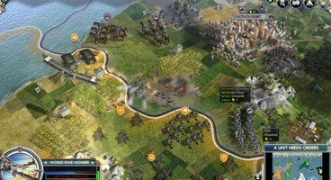 Civilization V: Gods & Kings dev diary shows off the new civs