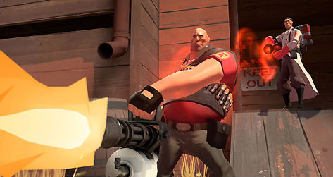 Valve release the new details on Team Fortress 2's Medic weaponry