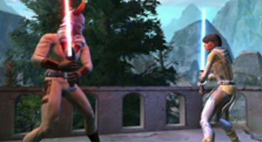 BioWare teases Star Wars The Old Republic