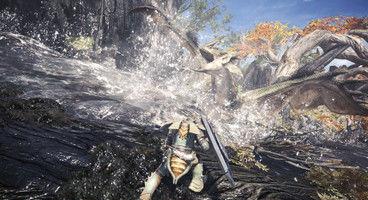 Monster Hunter: World - Latest Update Adds Ultrawide Resolution Support