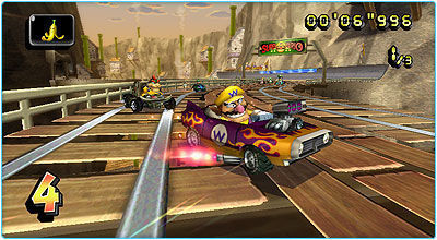 Nintendo to release Mario Kart Wii in Europe on 11th April 2008