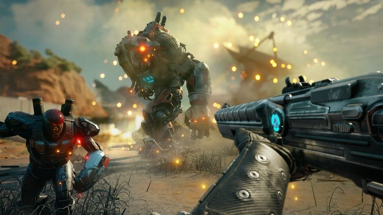RAGE 2 Multiplayer Support - Will Rage 2 Feature Multiplayer or Co-Op?
