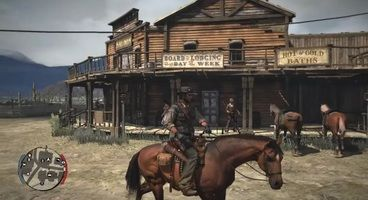 Red Dead Redemption PC Gets