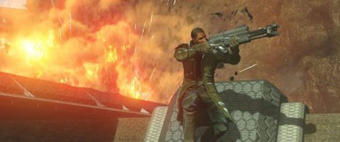 Volition release Red Faction: Guerrilla patch, new modes and maps