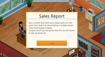 Greenheart Games fights piracy with piracy in Game Dev Tycoon