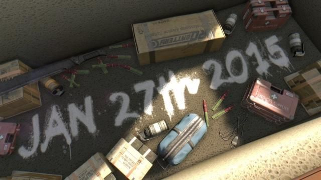 Techland's Dying Light brought foward, now releasing January 27th 2015