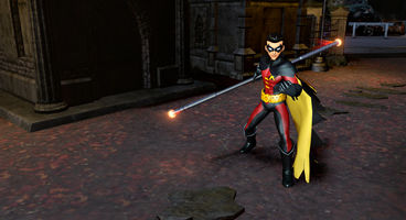 Robin trailer shows off Infinite Crisis MOBA's latest addition