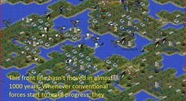 What happens when you play Civilization II for 10 years? It's not a pretty sight