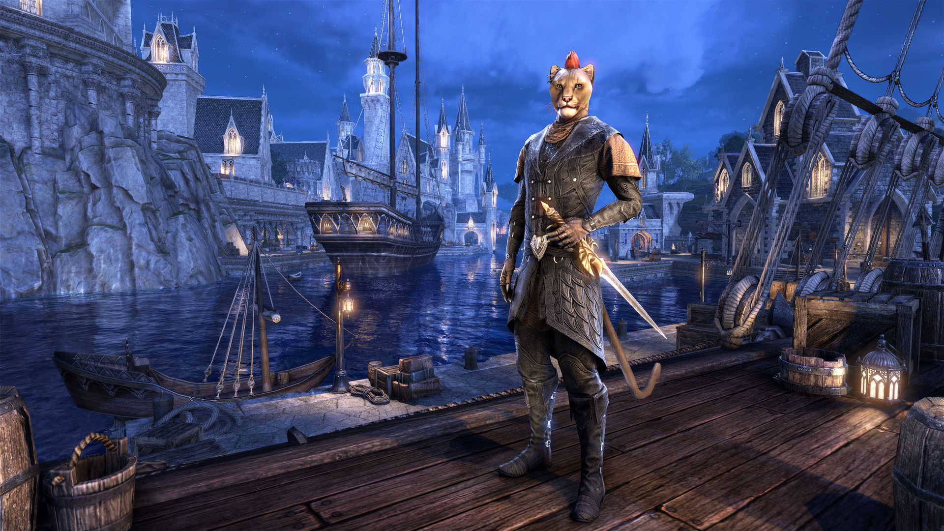 The Elder Scrolls Online's Next Expansion Takes Place in