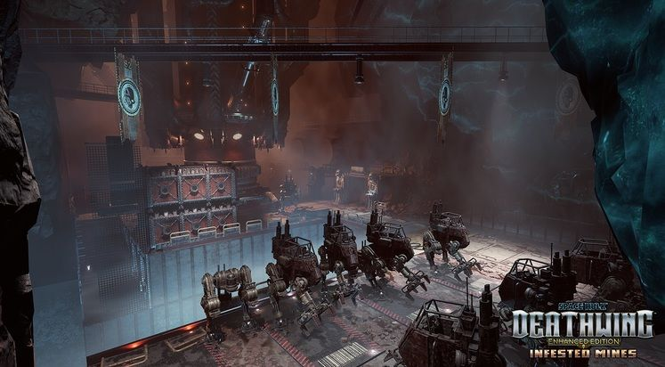 Space Hulk: Deathwing Getting a Batch Of Free Content - Infested Mines Update