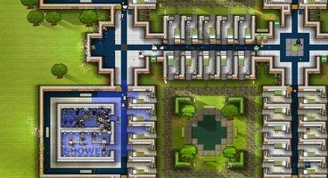 Prison Architect Psych Ward: Warden's Edition Expansion Adds Insane Inmates and Shrinks