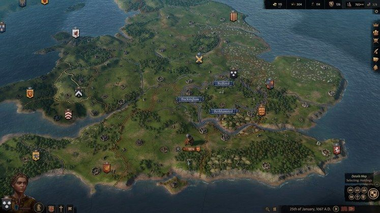 Crusader Kings 3 Has Sold Over 1 Million Copies, Paradox Cancels Unannounced Game