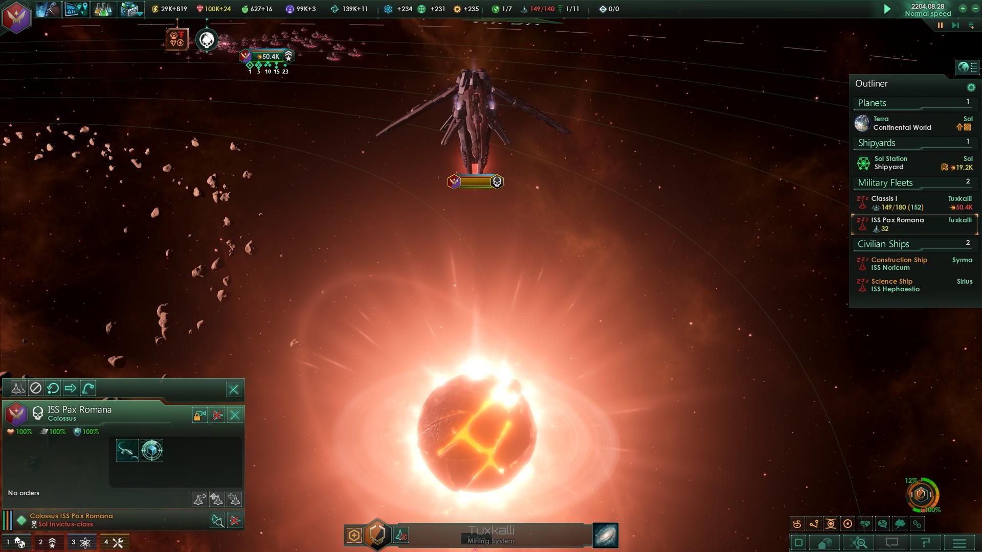 Stellaris PC Review | GameWatcher