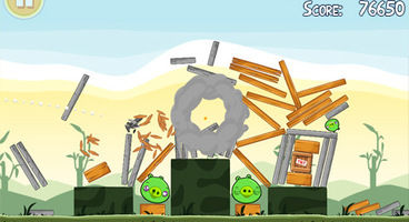 Angry Birds hits retail 25th November on PC
