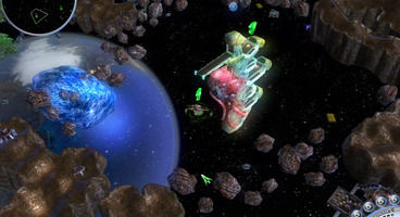 Spaceforce Captains Demo released