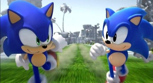 Sonic Generations most preordered game in series history