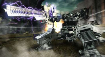 Japanese demo for Armored Core 5 time sensitive, online and offline play