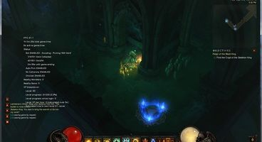 Blizzard limiting Diablo III to combat spambots
