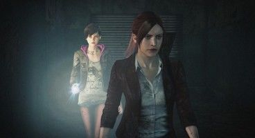 Watch 18 minutes of gloomy, grimy Resident Evil: Revelations 2 gameplay
