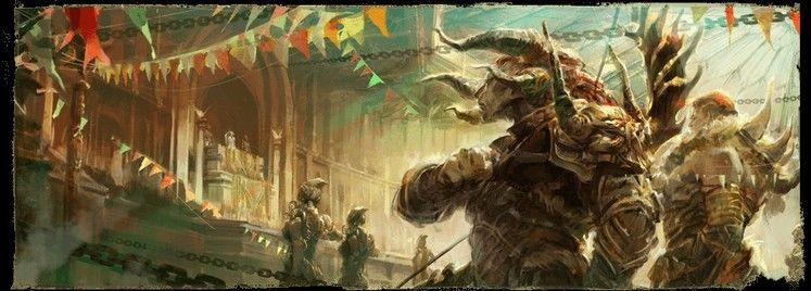 Queen's Jubilee begins 6th August for Guild Wars 2