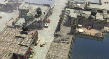 Jagged Alliance standalone expansion Crossfire landing in September