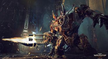 Warhammer 40,000 Inquisitor - Martyr Gameplay Stream!