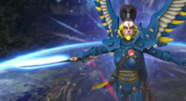 Relic profile DoW2: Retribution hero