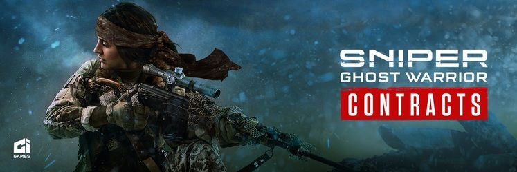 New Sniper: Ghost Warrior Game Is Coming - Contracts