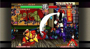 XBLA: Samurai Shodown 2, RocketBowl, Shotest Shogi tomorrow