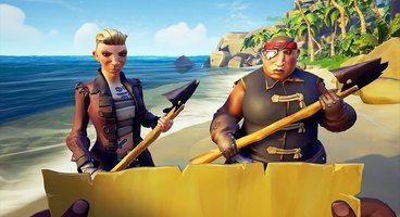 Rare unleashes the Top 10 things you need to know about Sea of Thieves