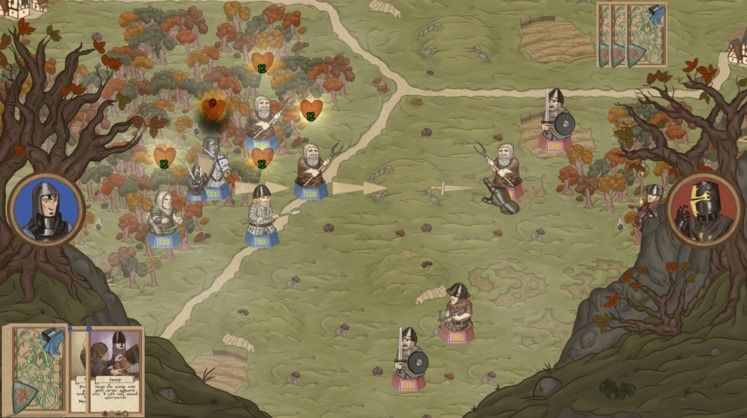 Rising Lords, A Medieval Turn-Based Strategy, Has Been Announced