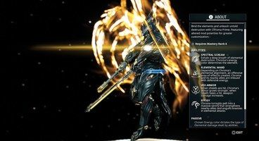 Warframe: Chroma Prime Access Now Available