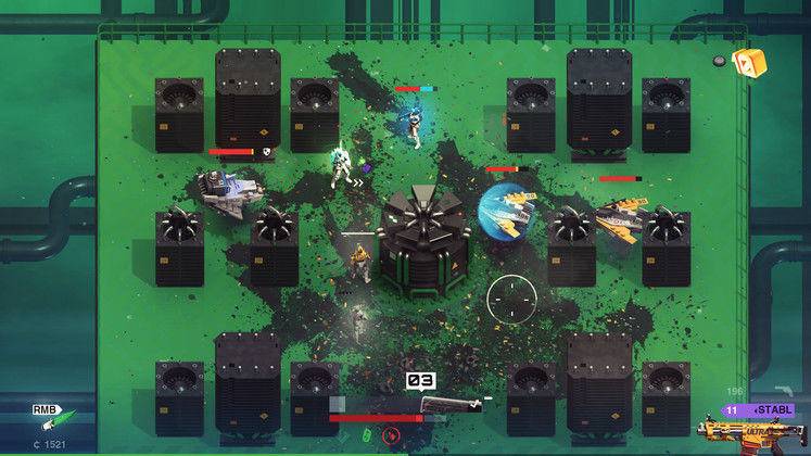 SYNTHETIK: Arena Released, Play it for Free On Steam