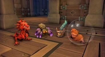 The Mighty Quest for Epic Loot updated with new pet companions