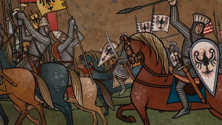 Field of Glory II: Medieval Gameplay Reveal - Richard Bodley Scott talks about impactful Knights