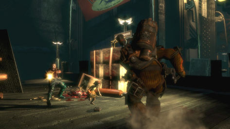 BioShock PS3 details spilled some more, no better visuals offered