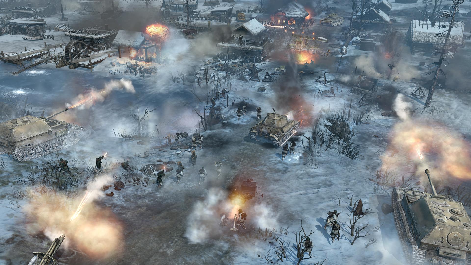 نتیجه تصویری برای Company of Heroes 2 1920x1080